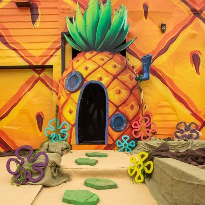 дом-ананас